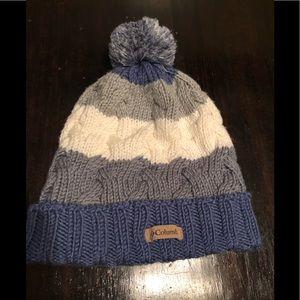 Women's Columbia winter hat